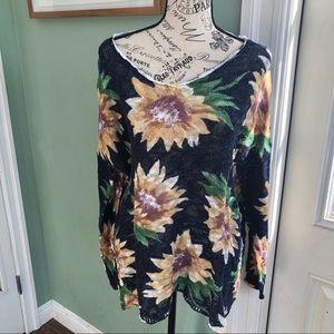 NWT Show Me Your Mumu Sunflower Sweater